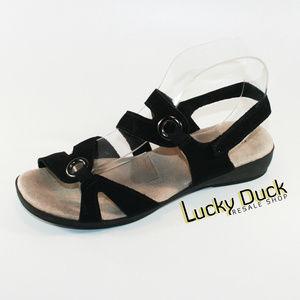 Predictions Comfort Plus Wedge Sandals SZ 6 W